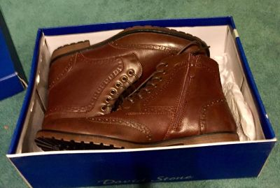 David Stone - Keith Style brand new boots!
