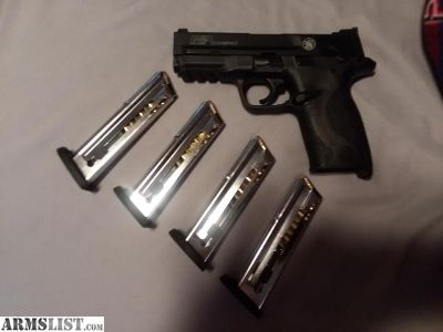 For Sale: Smith&wesson m&p .22 compact