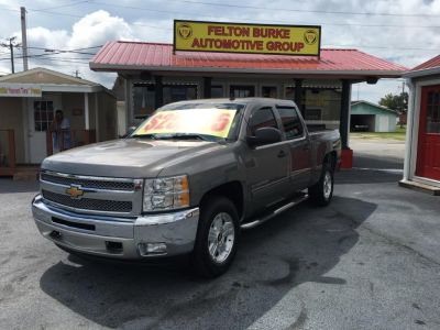 2013 Chevrolet Silverado 1500 LT (Brown Or Taupe)