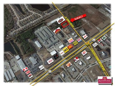 Waters Tract Lot #6-.97 Acres-Land For Sale-Myrtle Beach-Keystone Commercial Realty