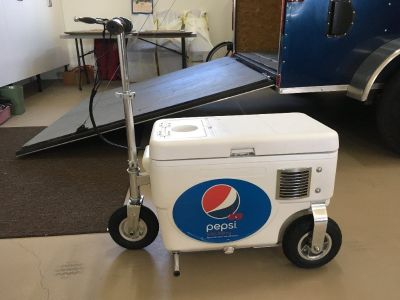 Cruzin Electric - Drive 50 Series Cooler