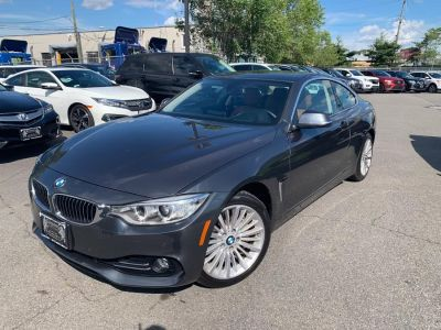 2014 BMW Integra 435i xDrive (Gray)