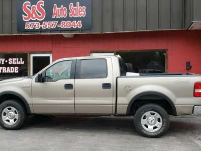 Used 2004 Ford F150 SuperCrew Cab for sale