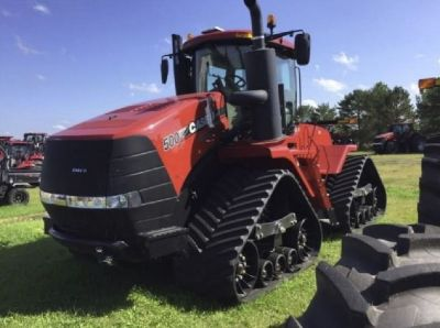 2013 Case IH Steiger 500 Quad Trac for sale in Quincy, IL.