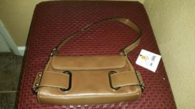 NWT Wilson's Leather purse