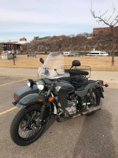 2012 Ural GEAR-UP 2WD