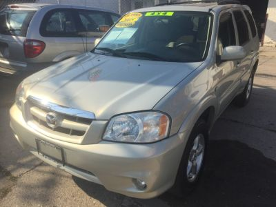 2005 Mazda Tribute s (Pebble Ash Metallic)