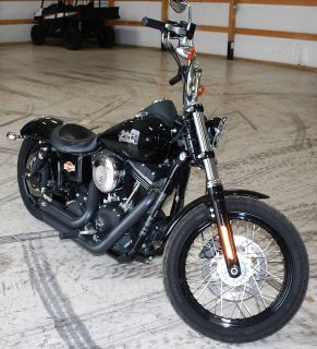 2016 Harley Davidson Street Bob Motor Bikes Campbellsville, KY