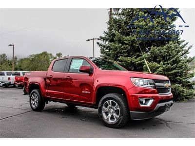 2019 Chevrolet Colorado Z71 (Red Tintcoat)