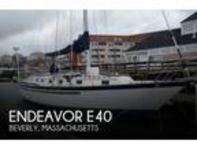 Endeavor - E40