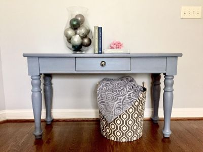 Entryway Sofa Table