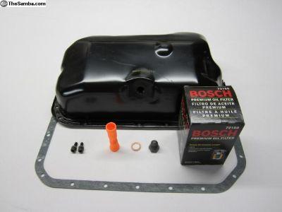 VW Rabbit Jetta Scirocco Complete Oil pan kit GTI