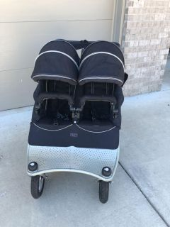 Baby Valco Duo EX stroller with Joey seat