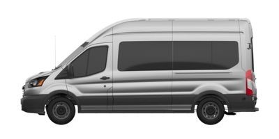 2019 Ford Transit Passenger Wagon T-350 148 Med Roof Sliding RH (Oxford White)