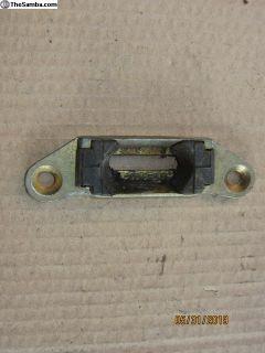 vanagon sliding door lock buffer E-124