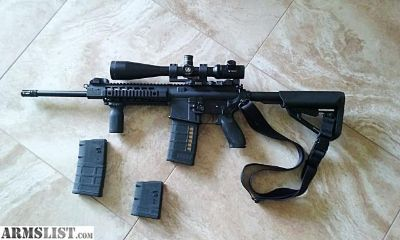 For Sale: Sig Sauer 716 Rifle