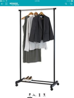 Looking for clothing rack