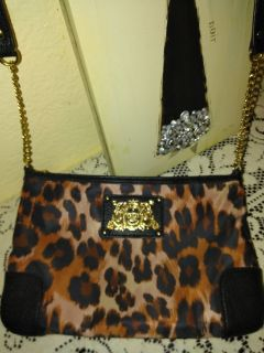Silk JUICY COUTURE Crossbody Bag
