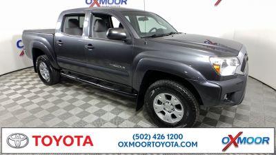 2015 Toyota Tacoma PreRunner V6 (Magnetic Gray Metallic)
