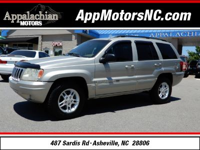 2003 Jeep Grand Cherokee Limited ()