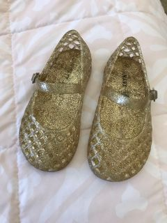 Baby Old Navy jelly sandals