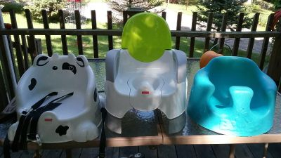 Booster seat Bumbo(no strap) Potty Chair