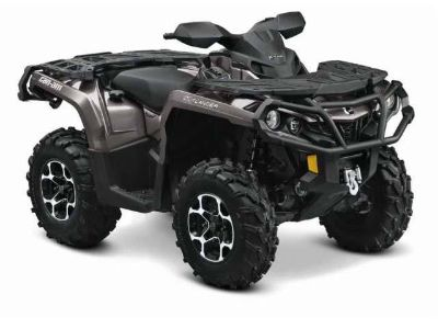 2014 Can-Am Outlander XT 1000 Utility ATVs Shawano, WI