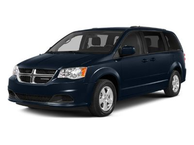 2014 Dodge Grand Caravan SE (Brilliant Black Crystal Pearlcoat)
