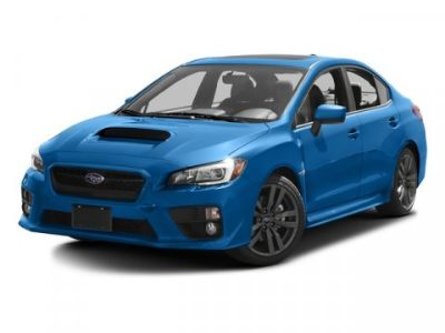 2017 Subaru WRX Limited (Dark Gray Metallic)