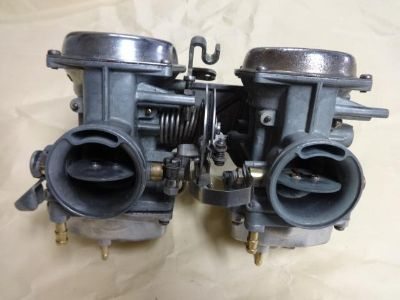 Purchase HONDA CB360 CARB'S OR CARBURETOR'S 745 SERIES WITH NEW KITS BIN #2 motorcycle in Alexandria, Virginia, US, for US $189.99