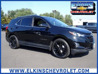 2020 Chevrolet Equinox (mosaic black metallic)