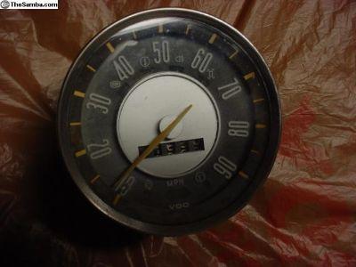 VW German Vdo Speedometer