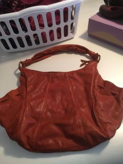 Authentic Leather Hobo purse
