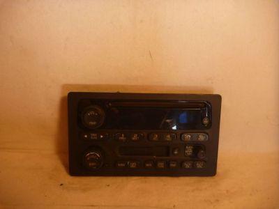 Buy 03-05 GM Chevrolet GMC Tahoe Yukon Radio Cassette Cd Face Plate 15104156 P056 motorcycle in Williamson, Georgia, United States