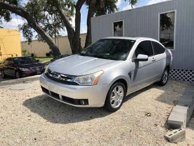 2008 Ford Focus SE (Silver)