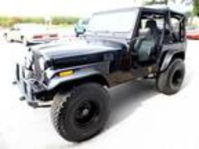 1979 Jeep CJ-7 Black