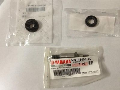 Purchase Water Pump Shaft & Seal Kit OEM Yamaha YFZ450 2004-2009 & 2012 motorcycle in Maumee, Ohio, US, for US $39.99
