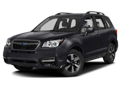 2018 Subaru Forester 2.5i Premium (Dark Gray Metallic)
