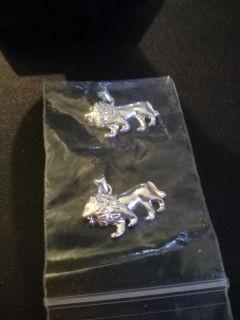 NEW 925 SILVER LION CHARMS