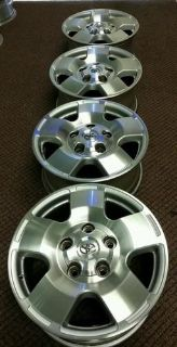 "Find 07-12 TOYOTA TUNDRA TRD SEQUOIA 5 SPOKE FACTORY OEM 18"" WHEELS RIMS #69516 motorcycle in Pomona, California, US, for US $449.99"