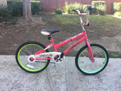 Girls 20 chase your dreams baby and kids bike