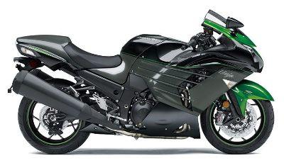 2019 Kawasaki Ninja ZX-14R Supersport Hollister, CA