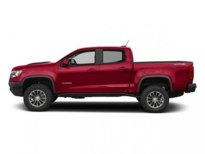 2018 Chevrolet Colorado 4WD ZR2 (Red Hot)