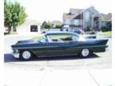 1958 Cadillac Deville Extended Hardtop Seadan