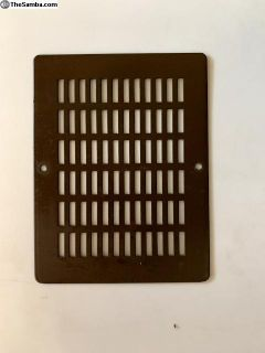 Brown Refrigerator Vent