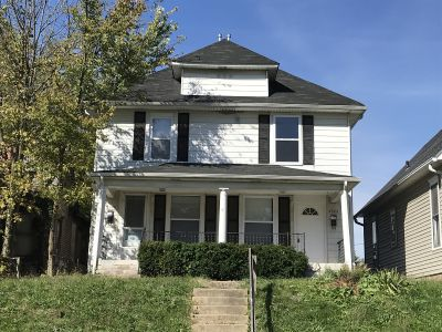 NOW SHOWING - 2 Bedroom, 1 Bath Duplex on the East side of Indianapolis
