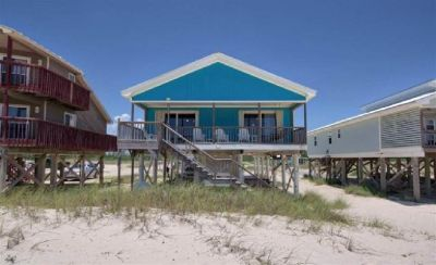 Beachside Home in Gulf Shores
