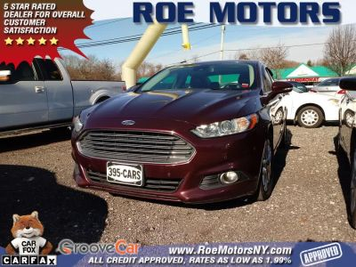 2013 Ford Fusion SE (Ruby Red Metallic Tinted Clearcoat)