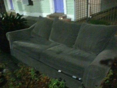 FREE Used Pull Out Sleeper Couch