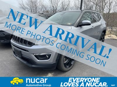 2018 Jeep Compass Latitude (Billet Silver Metallic)